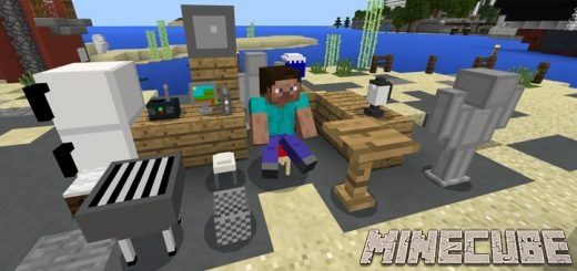 Mine-Furniture Addon