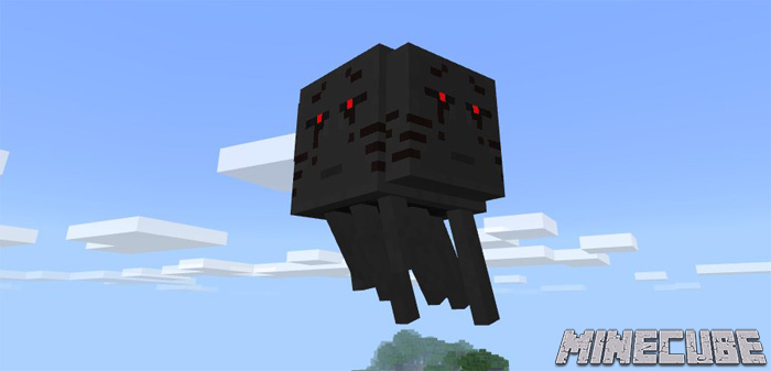 3 Headed Ghast Boss Add-on
