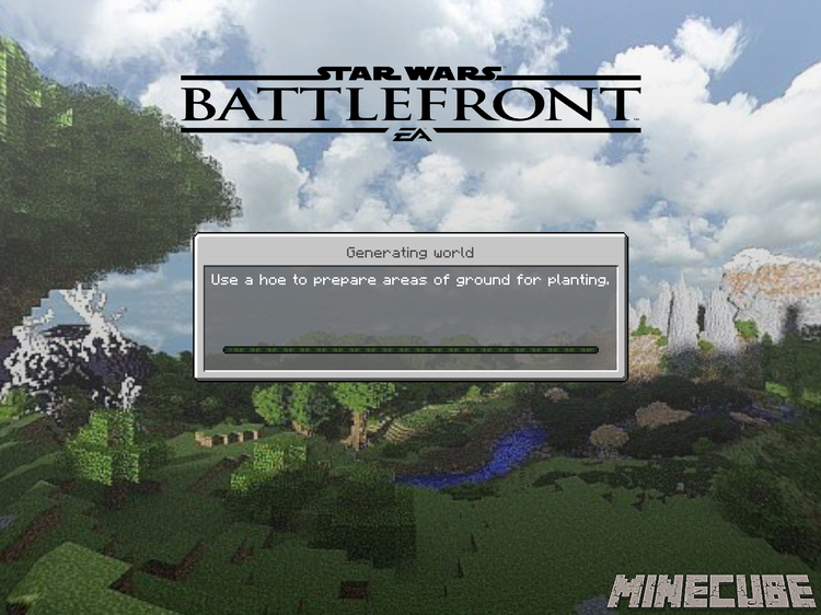 Star Wars Battlefront Texture Pack