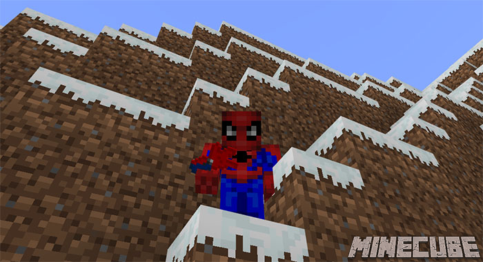Spiderman's Webshooters Addon