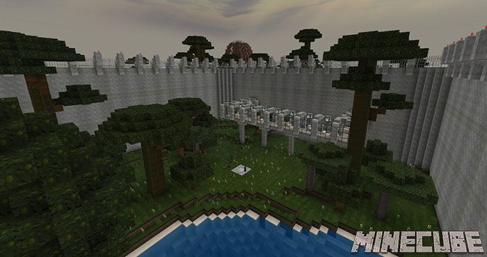 Jurassic Minecraft (BETA) Map