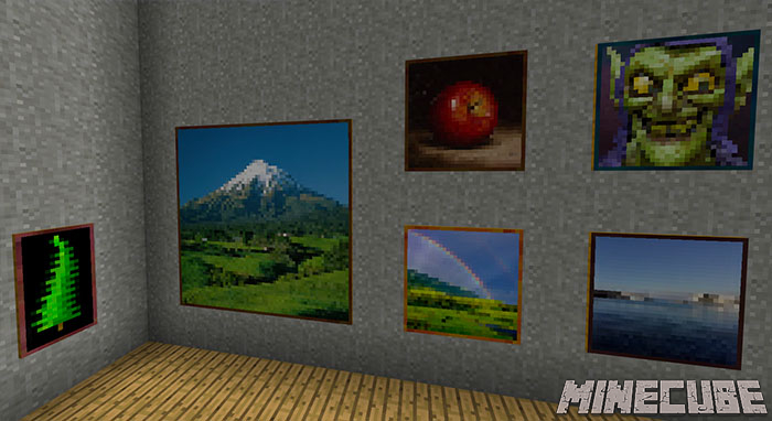 Better Paintings Resource Pack
