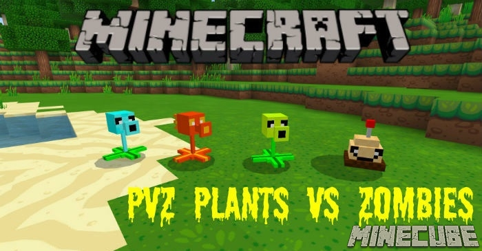 PVZ Plants vs Zombies Mod