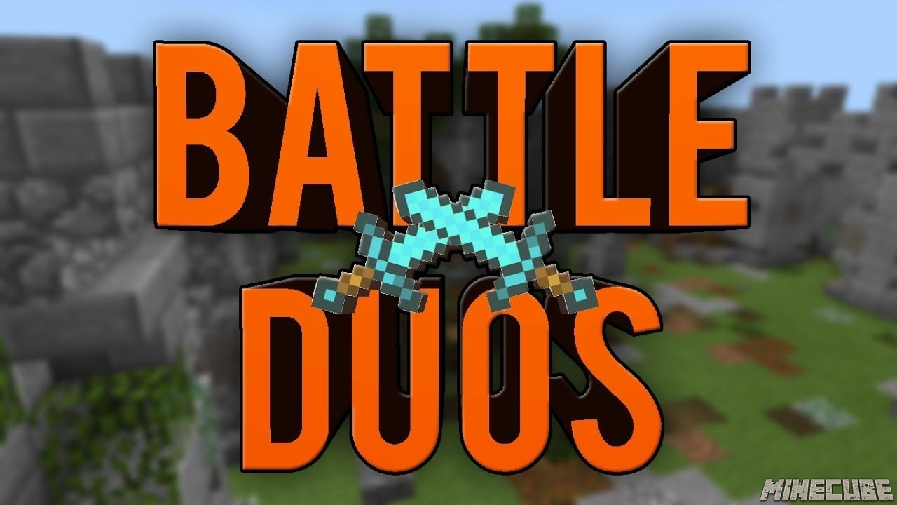 Battle Duos Map