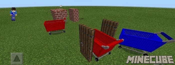 Fortnite Shopping Carts addon