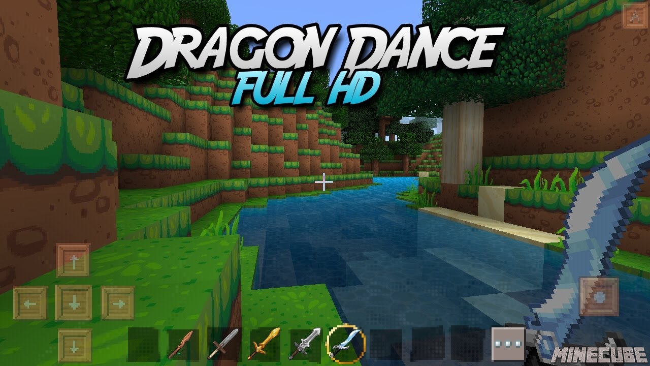 Dragon Dance Texture Pack