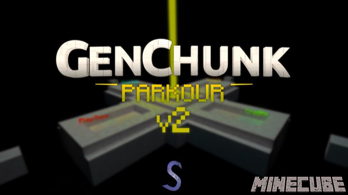 GenChunk Parkour v2 Map
