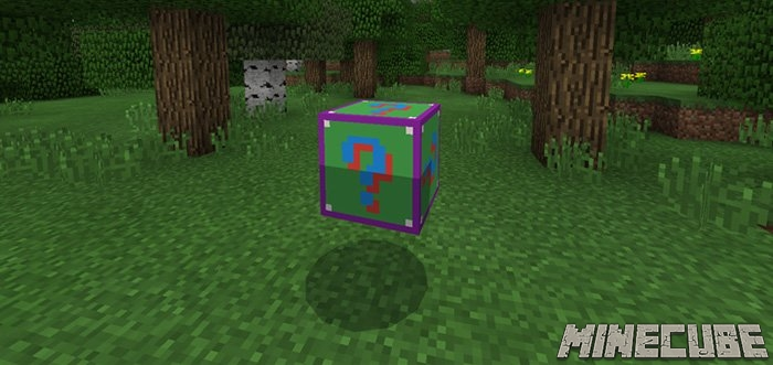 Lucky Block Addon