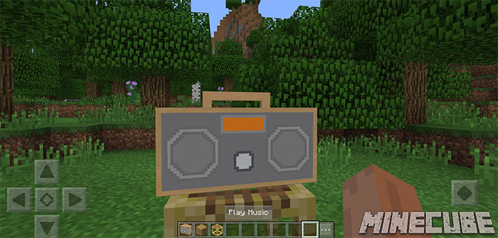Working Boombox Addon