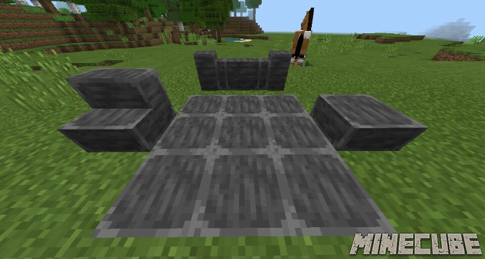 Basalt and Flintstone Texture Pack