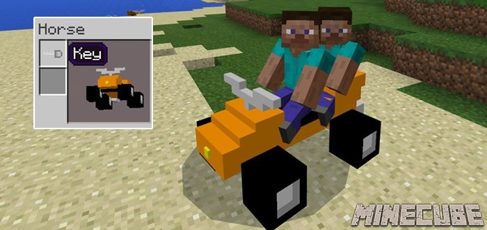 Mine-Quad Bikes Addon