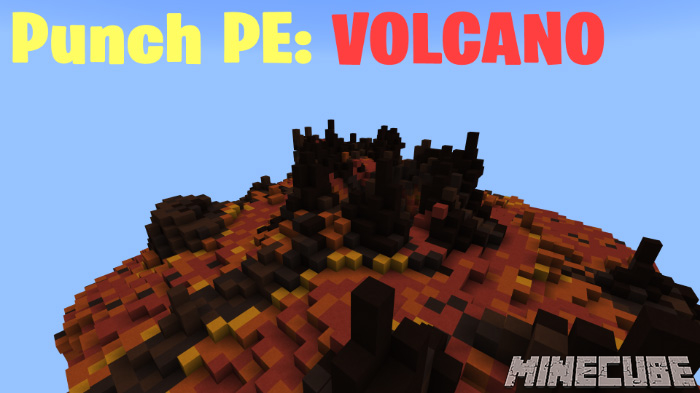 SG Punch PE: Volcano Map