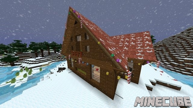 Sphax XmasBDcraft Resource Pack