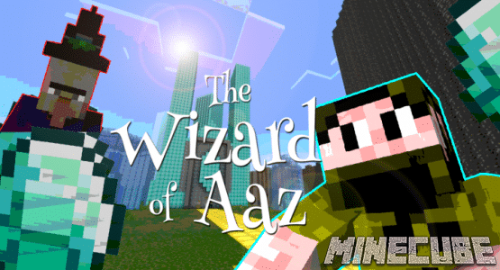 Wizard of Aaz Map