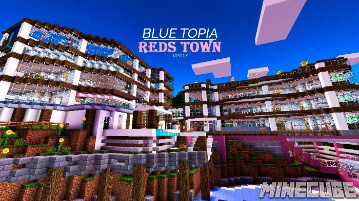 Blue Topia [Creation] Map