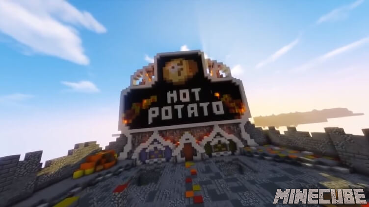 Hot Potato Map