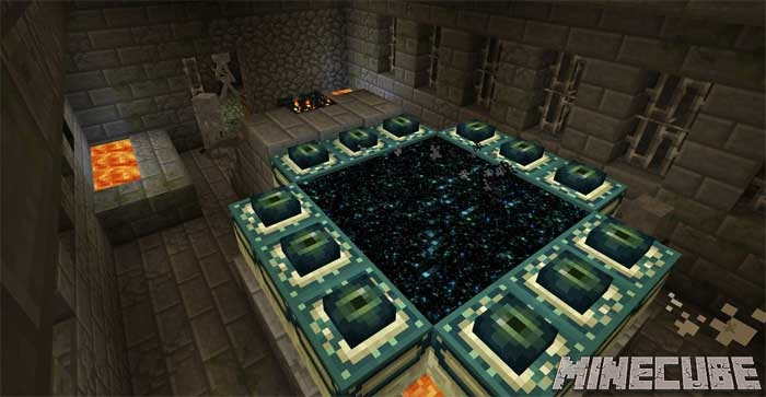 Dungeon in Stronghold