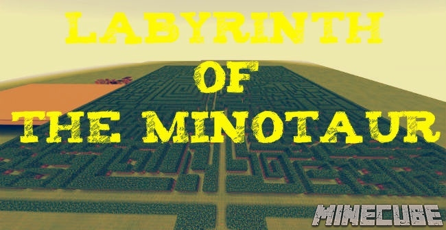 Labyrinth Of The Minotaur Map