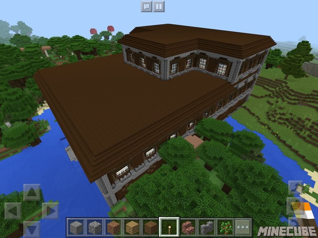 Woodland Mansion Seed