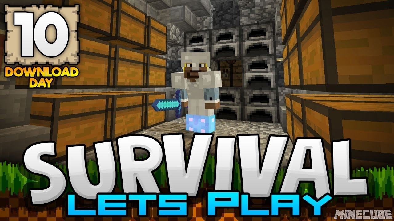 JFM's Singleplayer Survival World Map