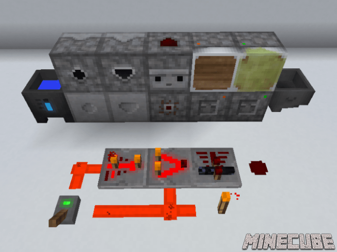 Redstone++ Resource Pack