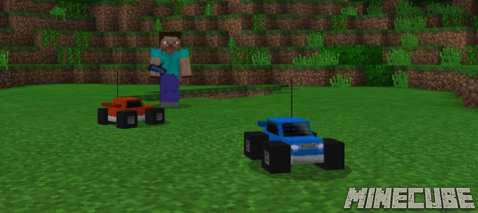 RC Car Addon