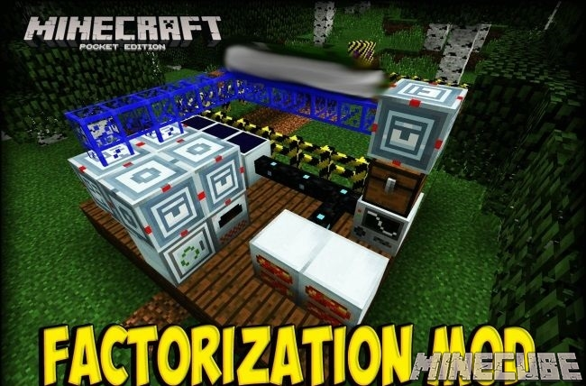 Factorization / IndustrialCraft Mod