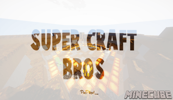 SuperCraftBros Map