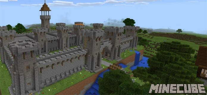 Castle Adventure Map