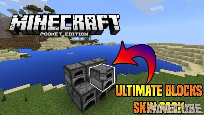 Ultimate Block Skin Pack