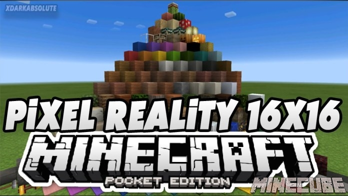 Pixel Reality Texture Pack